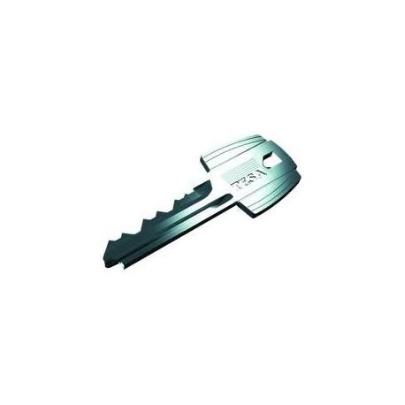 Copie d'une clé plate
